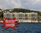 Çırağan Sarayı İstanbul Belediyesi'ne devredilecek!