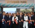 Gaziantep Oğuzeli'nin en büyük parkı açıldı!