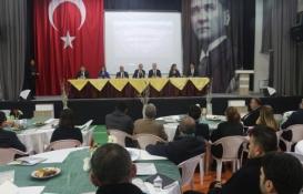 Ankara Şereflikoçhisar OSB için değerlendirme toplantısı yapıldı!