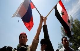 Rus inşaat şirketleri Suriye'de havalimanı inşa edecek!