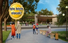 Ankara Çubuk Millet Bahçesi'nin ihalesi yapıldı!