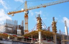 İnşaat sektörü güven endeksi Mayıs'ta yüzde 31,1 arttı!