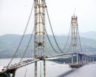Körfez Geçiş Köprüsü'nün son tabliyesini Cumhurbaşkanı yerleştirecek!