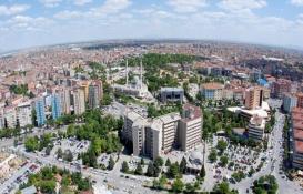 Konya'da Ağustos ayında 3 bin 385 konut satıldı!