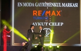 RE/MAX En Moda Gayrimenkul Markası seçildi!