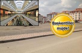 Ankara Sincan'a yeni AVM geliyor!