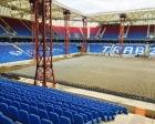 Futbol devlerinin stadyumları REHAU'ya emanet!