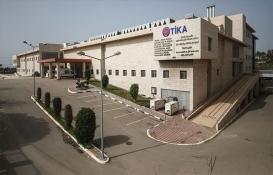 Türkiye'nin Gazze'de yaptırdığı hastane koronavirüsle mücadele için hizmete başladı!