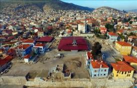 Tarihi Milas evleri turizme kazandırılıyor!