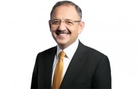 Mehmet Özhaseki: Ankara için 5 bine yakın projemiz var!