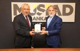 MÜSİAD Ankara'da toplandı!