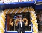 Domino's Pizza, 400'üncü şubesini açtı!