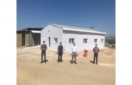 Manisa Kent Estetiği Dairesi'ne yeni hizmet binası!