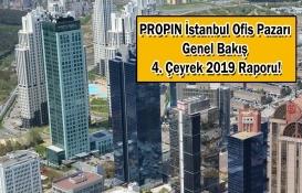 İstanbul'da en yüksek ofis kirası nerede?
