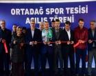 Sancaktepe Ortadağ Spor Tesisleri hizmete açıldı!