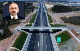 Kuzey Marmara Otoyolu'nun 5. kesimi19 Eylül'de tamamlanacak!