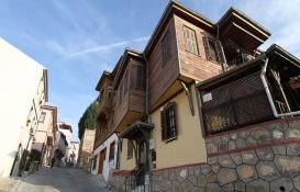 Kocaeli Kapanca Sokak'taki tarihi yapılar koruma altına alındı!