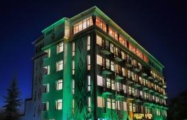 Haymana Ravza Termal Otel 19.4 milyon TL'ye icradan satılıyor!