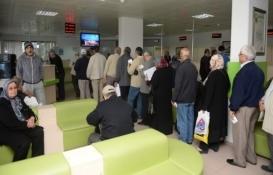 Osmangazi Belediyesi vezneleri hafta sonu açık!