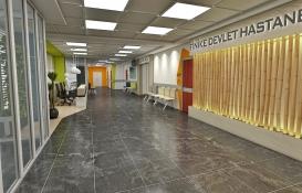 Finike Devlet Hastanesi'nin inşaatı bitti!