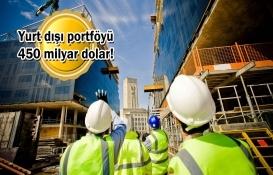 Türk müteahhitler 2020'nin ilk yarısında 3,9 milyar dolarlık proje üstlendi!