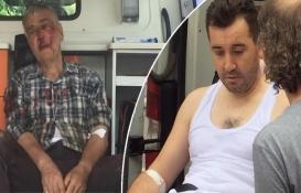 Bursa'da arsa kavgası: 2 yaralı, 1 gözaltı!