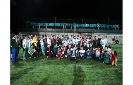 Başakşehir Siteler Arası Futbol Turnuvası'nın şampiyonu Avrupa Konutları!