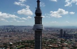 Çamlıca Kulesi'nde sona gelindi!