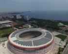 Güneş enerjili Antalya Arena Stadı açılıyor!