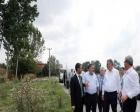 Akyazı Belediyesi kent yenileme çalışmaları sürüyor!