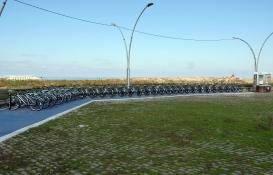 Trabzon'a yeni bisiklet yolu!