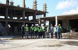 Mardin Derik Belediyesi'nin yeni binası yeni yılda açılacak!