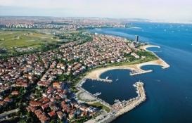 Yeşilköy'deki askeri alanın planına itiraz!