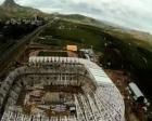 Malatya Arena Stadı yeni sezonun ikinci yarısına yetişecek!