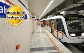 İzmir Üçyol-Buca Metro Hattı'nda çalışmalar tam gaz!