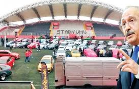 Avcılar Atatürk Stadyumu tur şirketine kiralandı!