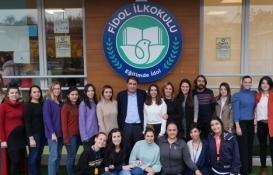 Doğa Koleji mağdurlarına Fidol Okulları'ndan destek!