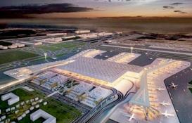 İstanbul Yeni Havalimanı'na biletler internetten alınabilecek!