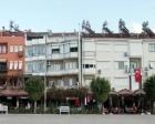 Fethiye'deki sarhoş binaların