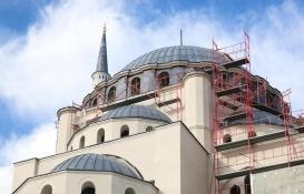 Namazgah Camisi yıl sonu ibadete açılacak!