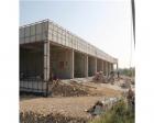 Cihanbeyli'ye kapalı azar alanı yapımı sürüyor!