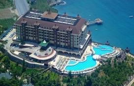 Alanya'daki Utopia World Hotel'in devri için başvuru yapıldı!