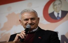 Binali Yıldırım: İstanbul'da trafik sorununu çözerim!