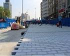 Taksim Meydanı'nda yeni çalışma başladı!