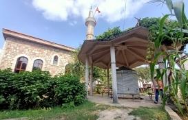 Yalova'daki Gazi Minareli Cami'nin restorasyonu tamamlandı!