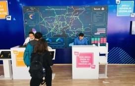 İBB'nin Akıllı Şehir projeleri Teknofest 2019'da!