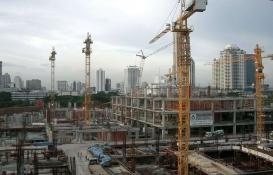 Faizlerdeki gerileme inşaat sektörüne güveni artırdı!