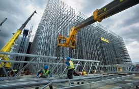 Rusya'da inşaat sektörüne koronavirüs etkisi!