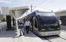 Antalya 3. Etap Raylı Sistem'de Varsak-Otogar hattı hizmette!