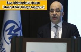 Merkez Bankası İFM'ye taşınıyor!